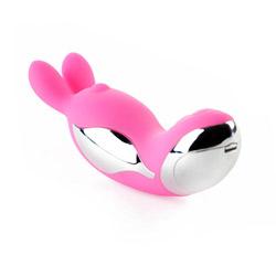 Clitoral vibrator - Nina petite bunny - view #4