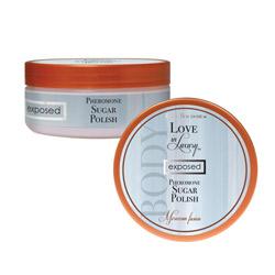 Love in luxury sugar polish - scrub