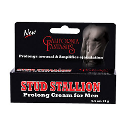 Lubricant - Stud stallion prolong cream for men - view #1