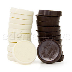Strip chocolate checkers refill - Edible treats