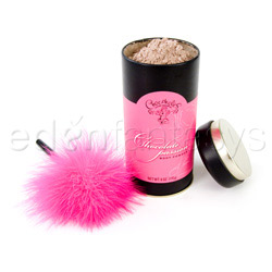 Chocolate passion body powder