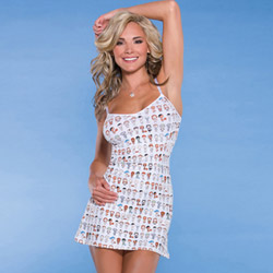 Naughty people chemise - sexy lingerie