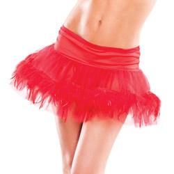 Holiday petticoat
