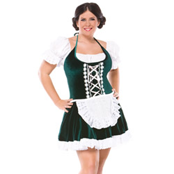 Beer gal - costume
