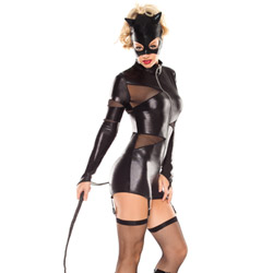 Feline domineer - costume