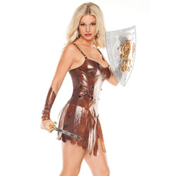 Dragon slayer - sexy costume