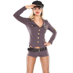 Sexy general - sexy costume