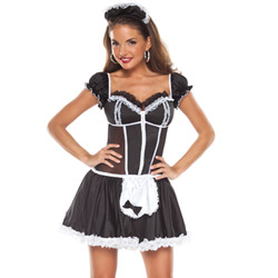 Naughty maid dress - costume