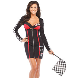 Role play racer - costume