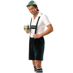 Beer guy - costume