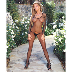 Black Body stocking - bodystockings