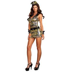 Sergeant Sassy - costume