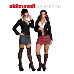 Trouble at School Reversible Costume