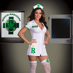 Medical Mary Jane - costume