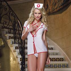 Private nurse - costume
