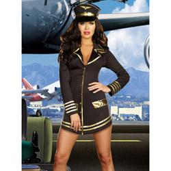 Pilot Sheila B. Bangin - costume