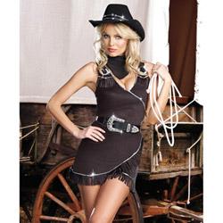 Wild, wild west - costume