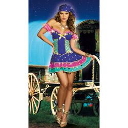 Carnival queen - costume
