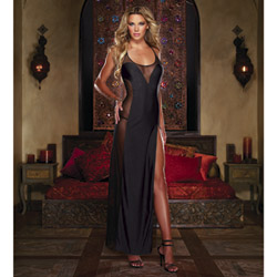 Seducing dancer gown