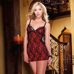 Secret passion - chemise