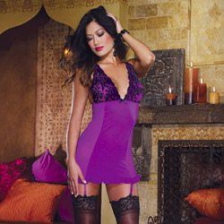 Perfect pleasure chemise