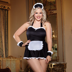 Maid me dirty - costume