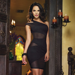 Black crush - dress
