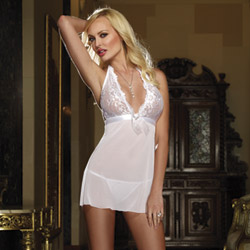 Babydoll and panty - babydoll and panty set