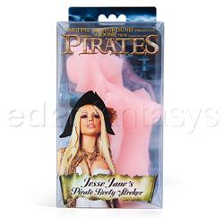 Masturbator - Pirates Jesse Jane's pirate booty stroker - view #6