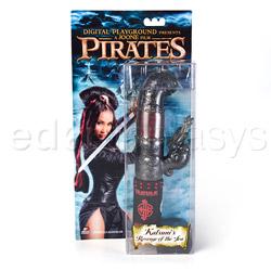 G-spot rabbit vibrator - Pirates Katsuni's revenge of the sea rabbit - view #5
