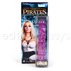 Traditional vibrator - Pirates Jesse Jane's treasure trove - view #4