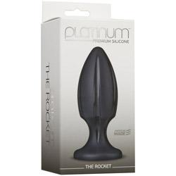 Advanced butt plug - Platinum rocket - view #2