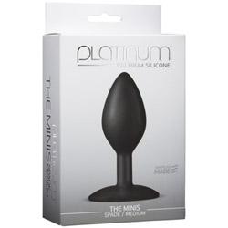 Butt plug - Minis spade medium - view #2