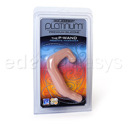 Prostate massager - The p-wand prostate massager - view #5