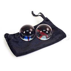 Vaginal balls  - Reflections ben wa balls - view #2