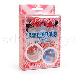 Vaginal balls  - Reflections ben wa balls - view #3