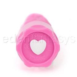 Traditional vibrator - Kisses heart vibe - view #5
