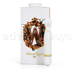 Clitoral vibrator - Wonderland - The white wabbit - view #4