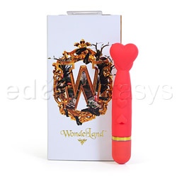 Traditional vibrator - Wonderland - The heavenly heart - view #4