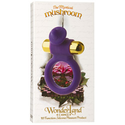 Cock ring - WonderLand the mystical mushroom - view #3