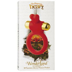 Cock ring - Wonderland the heavenly heart - view #3