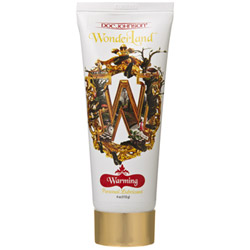 Lubricant - WonderLand personal lubricant - warming - view #1