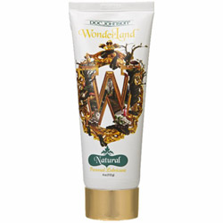 Lubricant - WonderLand personal lube natural - view #1