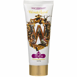 WonderLand personal lubricant - tingling