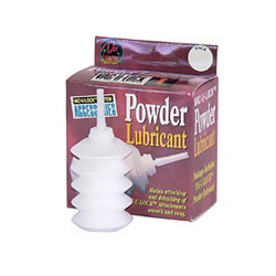 Lubricant - Vac-u-lock powder lubricant - view #1