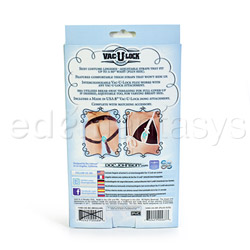 Double strap harness - Diva Dreams flirty french maid with dong - view #6