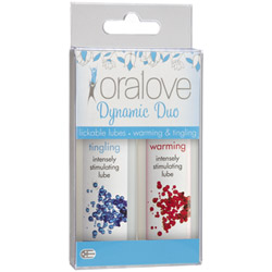 Lubricant - Oralove dynamic duo - view #2