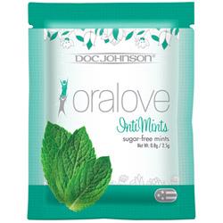 Edible treats - Oralove intimints - view #1
