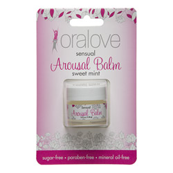 Clitoral gel - Oralove arousal balm - view #2