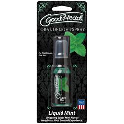 Lubricant - Good head oral delight spray - view #2